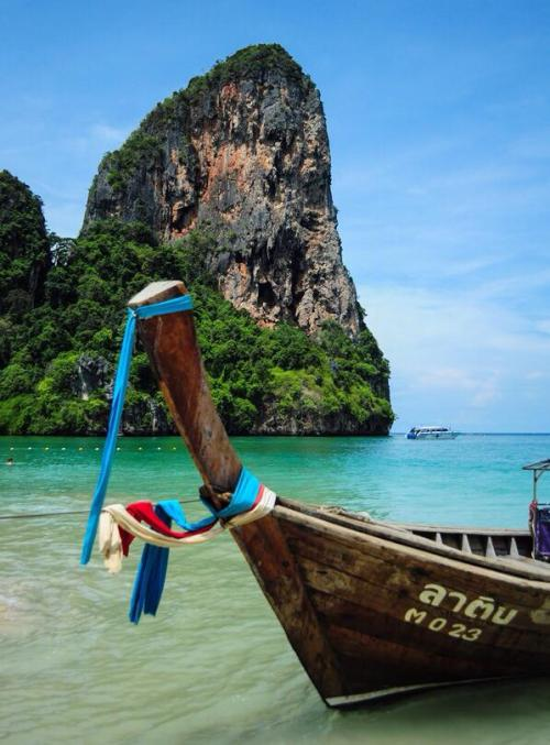 Railay Beach! <3