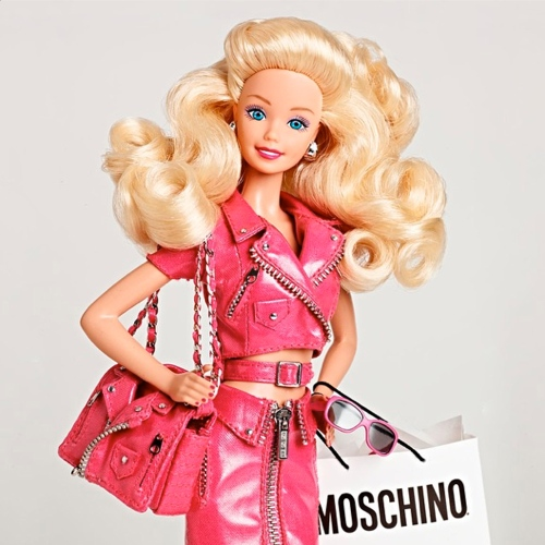 Moschino-Barbie