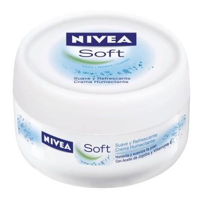 Creme Nivea Soft, R$ 19,64